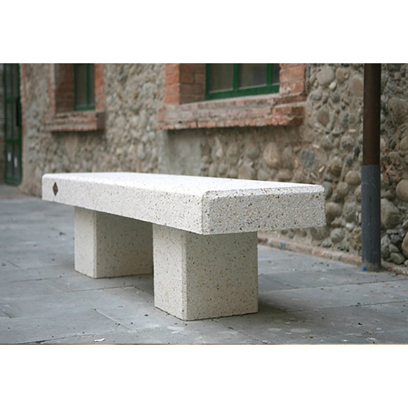 BANQUETTE BETON SYNCHRO