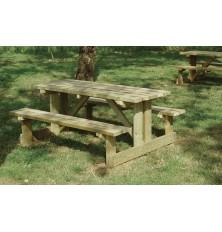 TABLE PIQUE NIQUE BOSCO