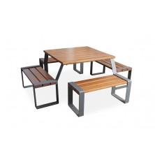 TABLE DE PIQUE NIQUE LOTIER