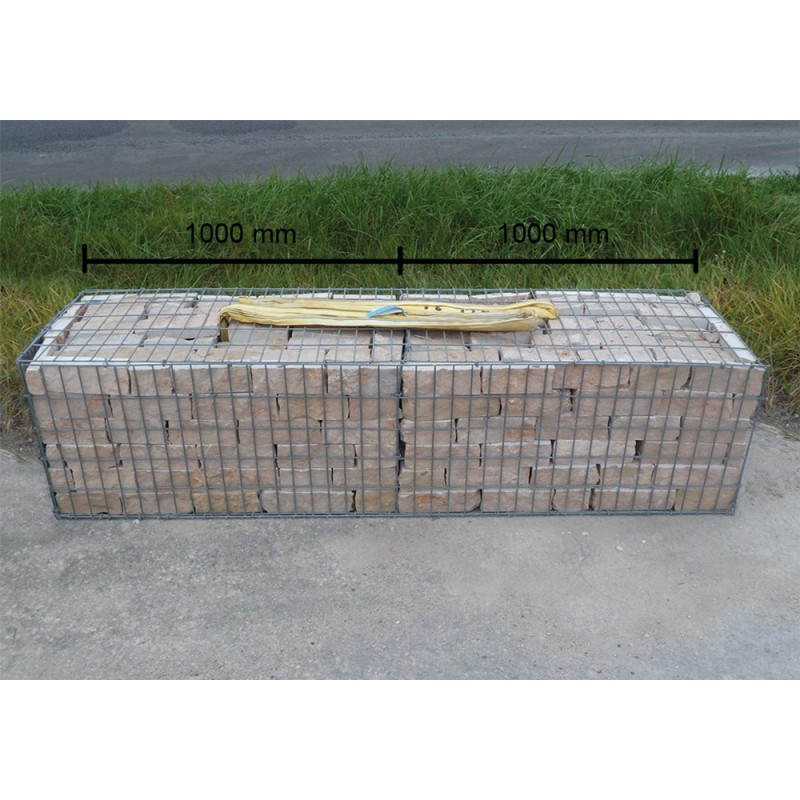 GABION CALBOX  2000 x 500 mm