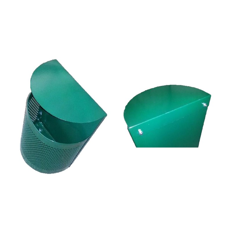 CAPOT ANTI-PLUIE POUR 1/2 RONDE