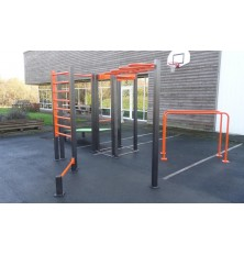 STRUCTURE SPORTIVE STREET WORKOUT