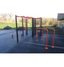 STRUCTURE SPORTIVE STREET WORK-OUT
