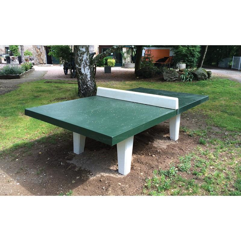 TABLE DE PING-PONG BÉTON CHRIS