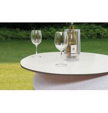 PLATEAU DE TABLE POUR GALET 1140 mm