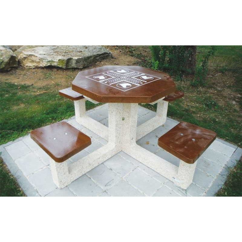 TABLE JEU PETITS CHEVAUX